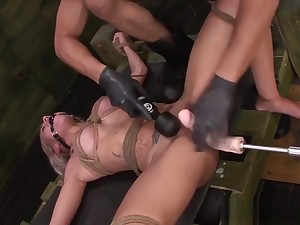 Bdsm Indignity For Teen Marsha May