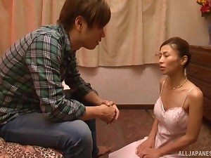 Nuru massage expert Asahina Akari decides approximately pour into her buyer